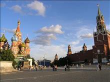 Moscow City tour