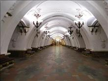"""Excursion to the Moscow Metro """"The Underground Palaces of Moscow"""""""