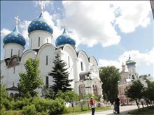 Tour to the Trinity Lavra of Saint Sergius
