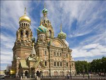 Church of the Savior on Spilled Blood (Church of the Resurrection)