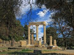 03_Olympia-archeological-site-Peloponnese-Greece-the-cradle-of-the-Olympic-games
