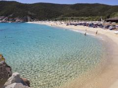Kalamitsi beach, Sithonia, Greece (AdobeRGB)