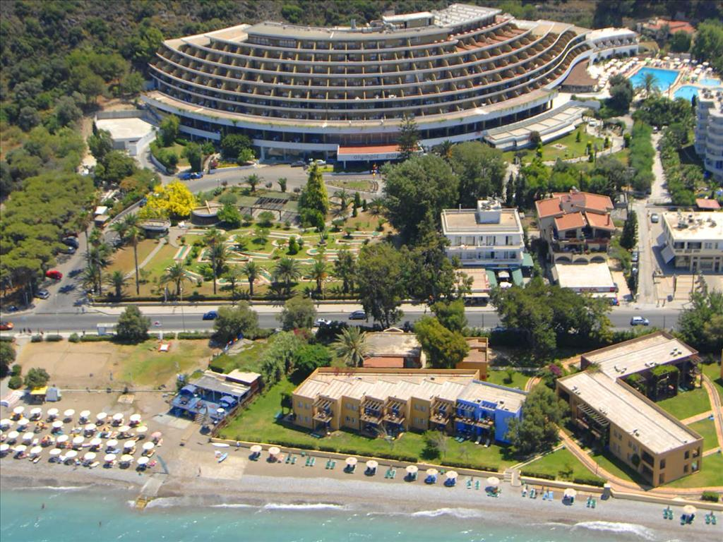 Olympic palace hotel rhodes 5 greece for Boutique hotel 5 rhodes
