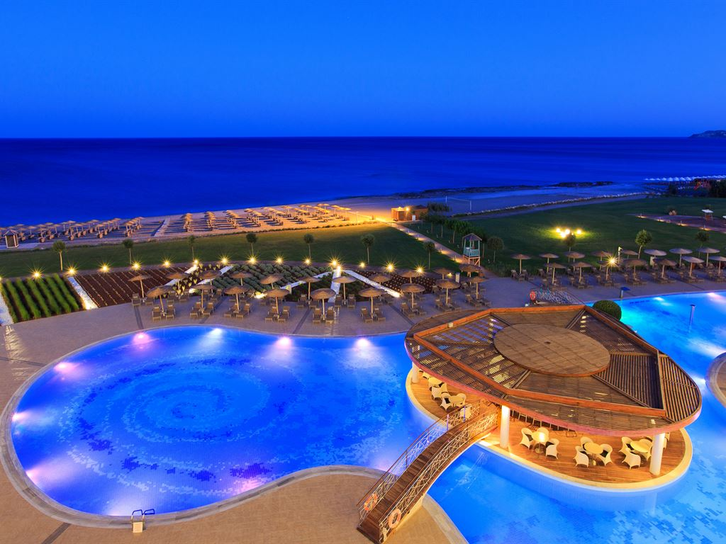 Elysium Resort Spa  Star Hotel Rhodes Faliraki
