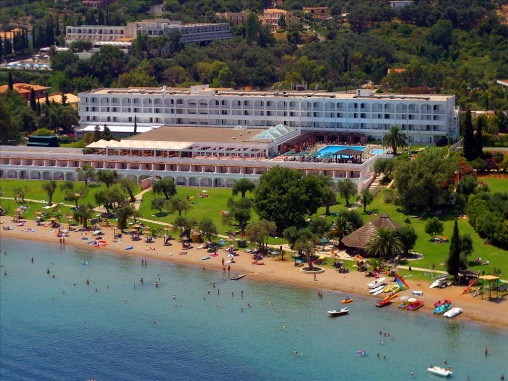 Corfu Dassia Chandris & Spa Hotel: Aerial view