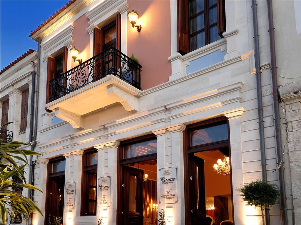 Civitas rethymnae boutique hotel crete rethymno 5 greece for Boutique hotel crete