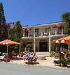 Motakis Village- Bueno Hotel: View from road