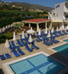 Nicolas Villas Hotel: Swimming pool
