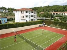 Chrousso Village Hotel: Tennis Court
