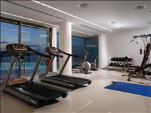 Lindos Blu Luxury Hotel & Suites: Gym