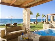 Ikaros Beach Resort & Spa: Suites-Sea_Front_Suite_Balcony_
