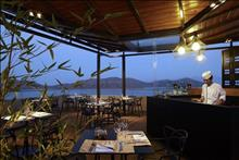 Sentido Elounda Blu Hotel: Yellow Sea Restaurant