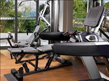 Achaia Beach Hotel : Gym