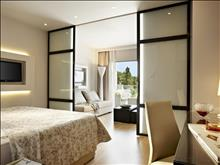 Marbella Corfu Hotel : Superior Family Garden View Room